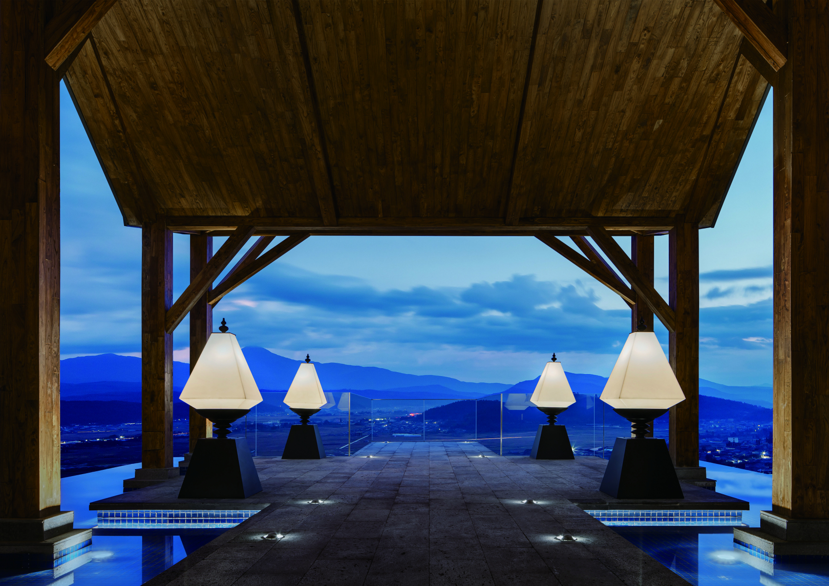 Bo Du Resort Hotel – Co-existing with the Poetic Rural by CSD.DESIGN