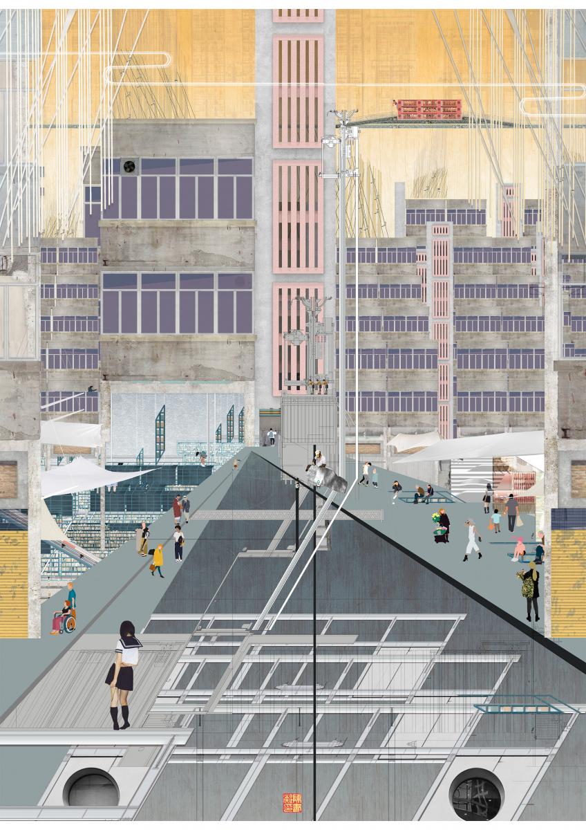 The Bulkeley Market by Shuning Olivia Chen, The Hong Kong Polytechnic University
