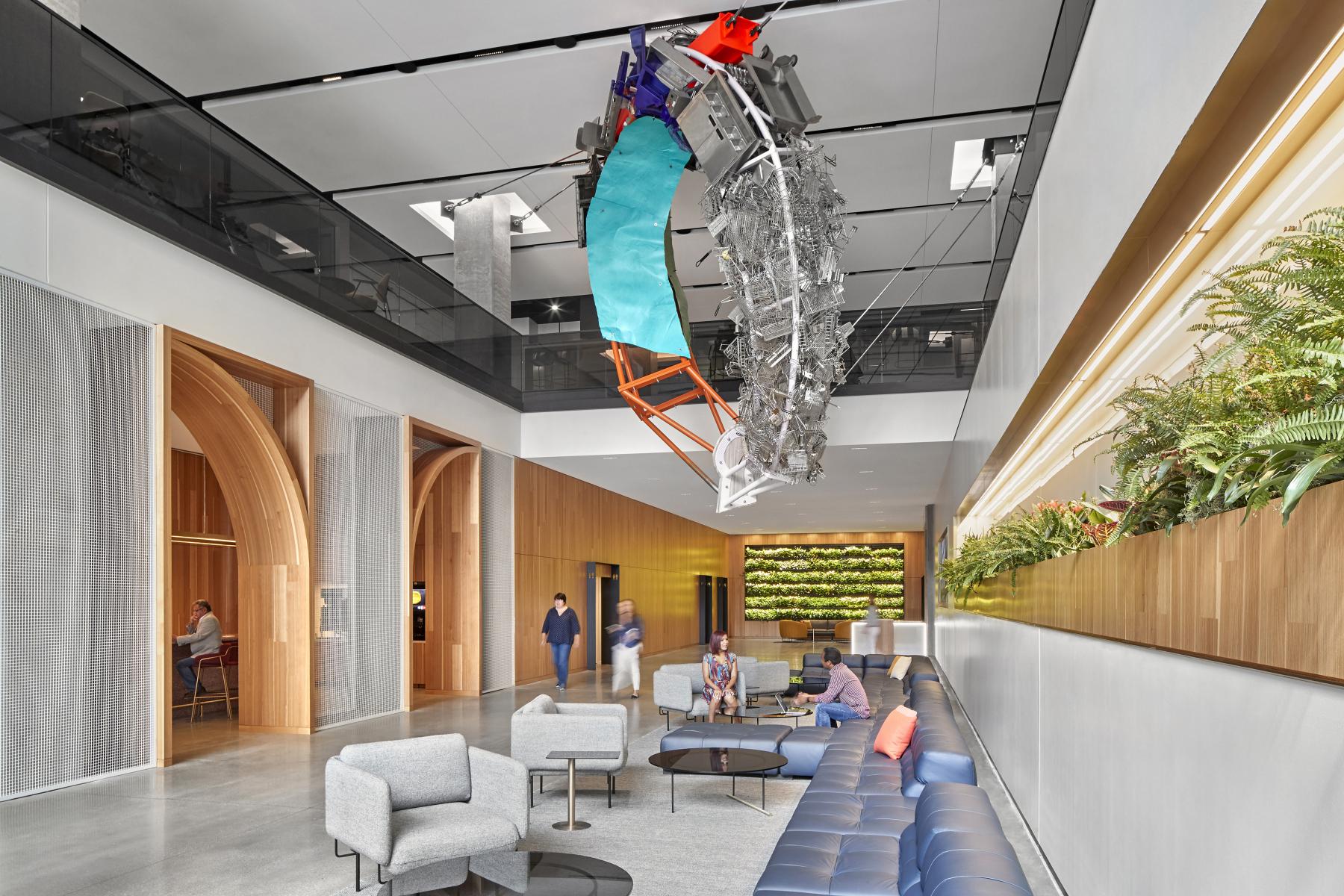 McDonald's Headquarters by Studio O+A and IA Interior Architects
