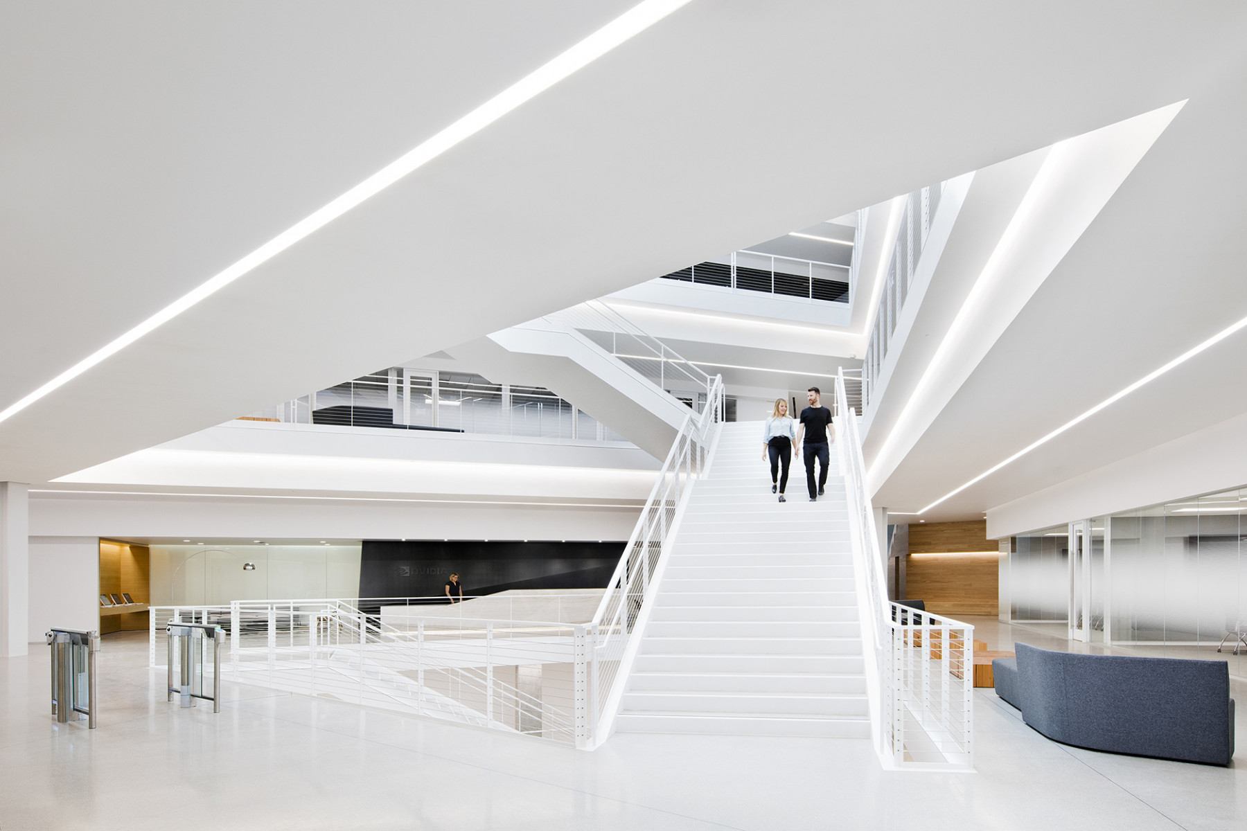 NVIDIA Headquarters by Gensler
